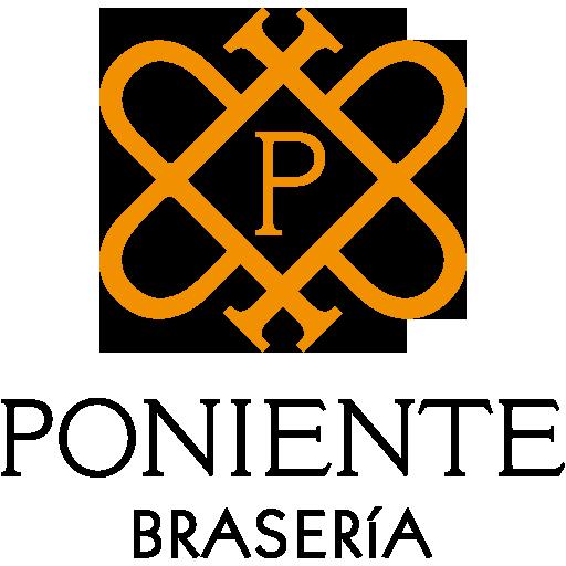 Logotipo Brasería Poniente