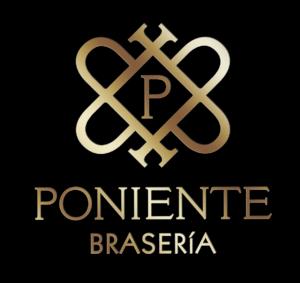 Logo brasería Poniente